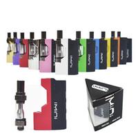 Original imini Starter Kit Vape Mods V1 Leere Vape Pen-Kartuschen 500mAh Box Mod Vorwärmen 510 Vape Battery Pens Vaporizer E-Cigatette-Kits