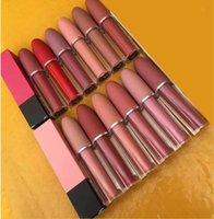 Doğal uzun su geçirmez dudak parlatıcısı Cosmetics süren 2019 SICAK Makyaj 12 renk Mat Dudak Parlatıcı Dudaklar Luster sıvı Ruj damla nakliye