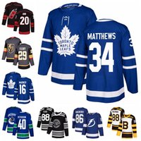 Edmonton Oilers Jersey 97 Connor McDavid Washington Capitales 8 Alex Ovechkin Pittsburgh Penguins 87 Sidney Crosby Hockey Jersey cosido