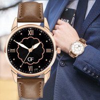 CCQ reloj hombre 2019 Hot Man Leather Watch Whatever Late An...