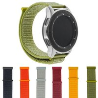 Universal 20mm 22mm Watchband Nylon Strap for Samsung Gear S...