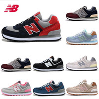 NB 574 2019 Brand women MEN Designers Ins super fire breathable casual fashion nb student fashion men's shoes