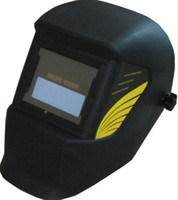 Light Li Batteria DIN11 Solar Auto Darking Maschera per saldatura elettrica / Casco / Berretto per saldatore per attrezzature per saldatura e taglierina al plasma