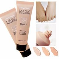 Trucco Brighten Base BB Cream Long Lasting impermeabile Viso Whitening Fondazione Hengfang BB Cream