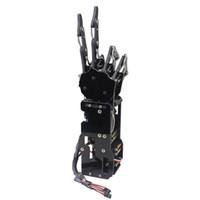 5DOF بيونيك يد الروبوت / مخلب / مناور / 5 أصابع حركة مستقلة / تثبيت / DIY