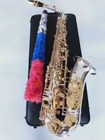 Янагисава профессиональный совершенно новый японский альт-саксофон Золотой ключ супер топ лучшее качество A-W037 саксофон с корпусом тростниковый мундштук