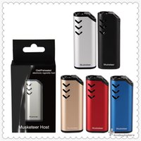 ECT Musketeer Mod Battery Built- in 650mah Preheat VV Variabl...