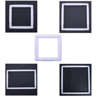 Square Hoop Embroidery Hoop Plastic Frame DIY Cross Stitch Craft Tool