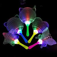 Dzieci LED Light-Up Lollipop Glow Sticks Girls Princess Miga Fairy Wand Birthday Party Favor