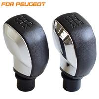 Araç 5 Hız Vites Topuzu Headball İçin Peugeot İçin Citroen C2 C3 için 106 306 406 107 207 307 407 301 2008 3008