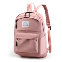 8611 Fashion Double Shoulder Bag Original Ulzzang High Schoo...