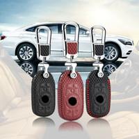 Chiave astuta Keyless Entry copertura a distanza Fob di caso con la catena chiave per Buick LaCrosse