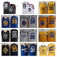 cdff7efa2aa5 Fashion Brand Clothing T Shirt Men KD No.35 Kevin Durant Basketball ...