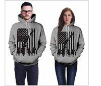 Sweatshirt Frühling Explosion Modelle Liebhaber 2 3D Digitaldruck Kapuzenpullover Jugend Riesige große Darts Ziffer Druck Männer und Frauen Tuch
