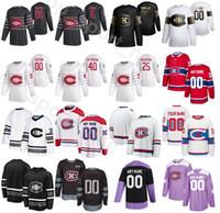 2020 All Star Montreal Canadiens Jersey Heey Hockey 31 Carey Prezzo 90 Tomas TATAR 13 Max Domi 6 Shea Weber Winter Classic