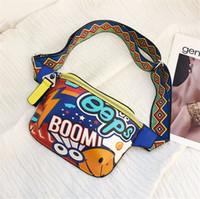 HBP Women 2021 New One Shoulder Cross Belt Sport Cartoon Chest Bag PH-CFY20060310