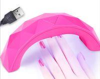 Светодиодная лампа для ногтей сушилка для ногтей Портативный USB-кабель для главного подарка дома сухой гель лак для ногтей маникюрные инструменты лампа для ногтей