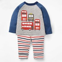 Cute 2 Piece Outfits Cotton Long Sleeve Pullover and Full Le...