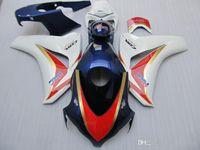 vendita calda carenature stampi ad iniezione per la Honda CBR1000RR 2008 2009 2011 Kit carena CBR 1000 RR 08 09 10 11 CG23