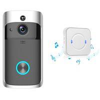 M3 caméra sans fil vidéo sonnette de sécurité à domicile Wi-Fi Smartphone surveillance à distance
