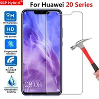 Tempered Glass For Huawei Mate 20 Lite P20 Pro Protective Gl...
