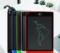 """8,5"""" eletrônico Writing Tablet Desenho Digital Board Pad LCD Desenho Escrever com Stylus Tablet para pacote de varejo Crianças Escritório"""