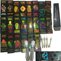 Hologram Dank Vapes 510 Ceramic Cartridges Holographic Flavo...