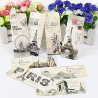 30pcs Different European Scenes Vintage France Paris Eiffel ...