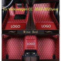 for Volkswagen CC 2019-2020year non-slip non-toxic foot pad car foot pad