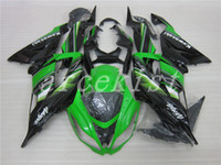 3gifts Customize New style Motorcycle Fairing kit Fit for KA...