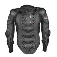 Equitação da motocicleta Jacket Men Tribe 'S armadura corporal completa Motocross Corrida de Equipamentos de Proteção Moda Hot tamanho M-4XL