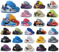 2020 Yeni Erkek James Harden 4 Vol. 4 4S IV MVP Vol.4 Erkek Basketbol Ayakkabı Doğa Sporları Eğitim Sneakers Boyut ABD 7-12