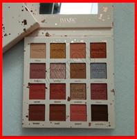 2019 Eye Makeup IMAGIC PRO fessional cosmetics 16 Color Eyeshadow Palette Matte Shimmer HERIAM Eye Shadow