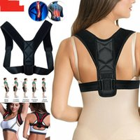 Body Spine Posture Corrector Adjustable Back Unisex Adjustab...