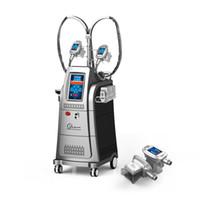Neueste 3 Köpfe fette Einfriermaschine 4 in 1 Cryo-Hohlraumbildung Lipo Laser Rf, der fetten Verlust Ultraschall-Hautpflege-Schönheits-Ausrüstung abnimmt
