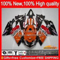 Инъекция для Aprilia Repsol Orange RS125R RS4 RS125 12 13 2014 2015 2016 71HC.3 RS-125 RSV4 RS 125 R RSV125 2012 2013 14 15 16 OEM Fairing