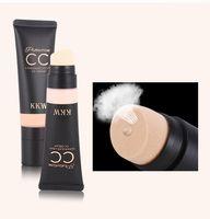New Maquiagem Moisturizer Corretor BB Creme ilumina a pele, a almofada de ar impermeável CC creme dura por um longo tempo