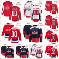 Coutume des Capitals de Washington 44 Brooks Orpik Maillots Hockey sur glace 65 Andre Burakovsky Michal Kempny Matt Niskanen Travis Boyd Stadium Series