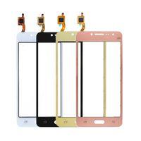 Samsung Galaxy Grand Prime G530 G531 G532 Sayısallaştırıcı Dokunmatik Ekran Paneli Sensör Dış Cam Lens için 10 Ad