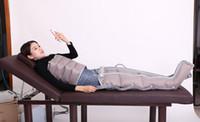 Chegada nova Pressão de Ar Máquina de Emagrecimento Pressoterapia redução de celulite Massagem Muscular Drenagem Linfática perda de peso Moldagem do corpo