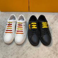DHL شحن مجاني 20SS وصول ساخنة جديدة بيع مصمم رجالي حقيبة البق حذاء اسود وجلد أصفر منخفضة بلايز مصمم أحذية أحذية الرجال