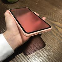 C95-1678 سيليكون الغطاء الخلفي ل iphonex / XS حالة الهاتف واقية