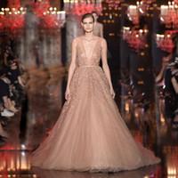 Jennifer Lopez Robe de soirée Oscar Celebrity col en V profond strass rouge tapis Robes 88e Oscar Robes de bal