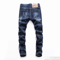 Tooling jeans Men' s Booms denim products Slim fit Indiv...