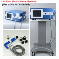 2000000 Shots 8 Bar Shockwave Therapy Equipment Soulagement de la douleur extracorporelle Gestion de la dysfonction érectile thérapie par ondes de choc machine
