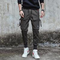 Freundschaftlich Camouflage Hosen Männer Frühling Marke übergroßen Japanischen Strahl Fuß Harem Hosen Männlichen 2019 Neue Casual Cargo Hosen Männer Hip Hop Joggers Babykleidung Jungen