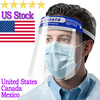 10ピース/ロット保護面シールドクリアマスク防止防止安全完全顔隔離透明なバイザーの保護はねじの液滴を防止