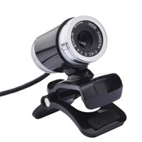 USB2.0 HD Webcam Camera Web Cam con microfono per computer PC Laptop Digital HD Videocamera Videocamera Pratica camera Fotocamera Nuovo arrivo