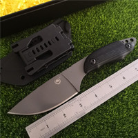 Cold steel new FBIQQ- Knight survival tactical straight knife...