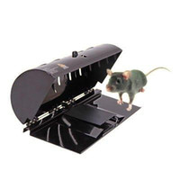 Pestcontrol Alive Rat Rodent Trap Household Catch Mouse Mice Simile Ultra Sensitive Cage Efficientemente sicuro controllo dei parassiti